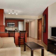 Отель Embassy Suites Montréal by Hilton Канада, Монреаль - отзывы, цены и фото номеров - забронировать отель Embassy Suites Montréal by Hilton онлайн комната для гостей фото 5