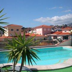 Отель Windsor Португалия, Фуншал - отзывы, цены и фото номеров - забронировать отель Windsor онлайн бассейн фото 3