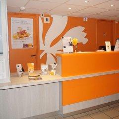 Отель Premiere Classe Saumur Франция, Сомюр - отзывы, цены и фото номеров - забронировать отель Premiere Classe Saumur онлайн интерьер отеля