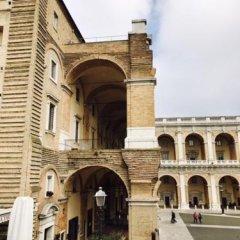 Hotel Pellegrino E Pace Лорето фото 16