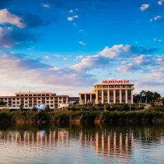 Ankara Vilayetler Evi Турция, Анкара - отзывы, цены и фото номеров - забронировать отель Ankara Vilayetler Evi онлайн приотельная территория фото 2
