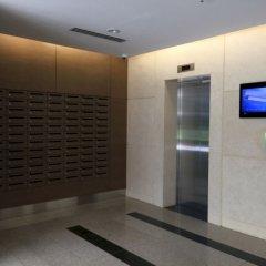 Апартаменты Bluesky Serviced Apartment Airport Plaza бассейн