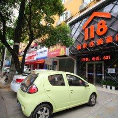 Venice Hotel (Jiujiang South Bus Station) парковка