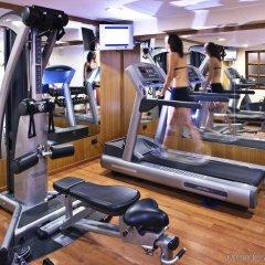 Rege Hotel Сан-Донато-Миланезе фитнесс-зал