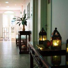 Hotel Colonial San Nicolas Сан-Николас-де-лос-Арройос интерьер отеля