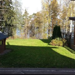 Отель Kiurun Villas Финляндия, Лаппеэнранта - 1 отзыв об отеле, цены и фото номеров - забронировать отель Kiurun Villas онлайн фото 8