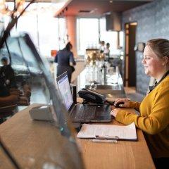 Отель Pontsteiger Нидерланды, Амстердам - отзывы, цены и фото номеров - забронировать отель Pontsteiger онлайн гостиничный бар
