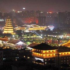 Отель Xian Yanta International Hotel Китай, Сиань - отзывы, цены и фото номеров - забронировать отель Xian Yanta International Hotel онлайн фото 2