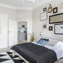 Апартаменты Sanhaus Apartments - Chopina Сопот комната для гостей фото 3