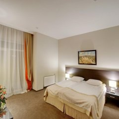 Гостиница Reikartz Dnipro комната для гостей фото 4