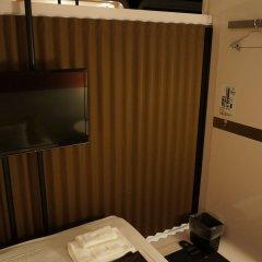 Отель First Cabin Tsukiji удобства в номере