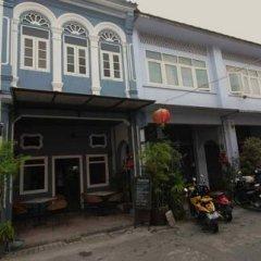 Отель Phuket 346 Guest House городской автобус
