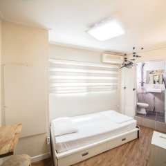 Хостел Itaewon Inn комната для гостей фото 4
