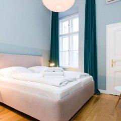 Апартаменты Vienna Prestige Apartments Graben Вена комната для гостей фото 4