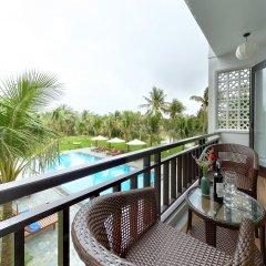 Отель Hoi An Waterway Resort балкон