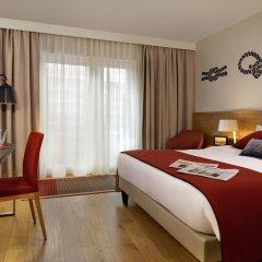 Отель Citadines Michel Hamburg комната для гостей фото 5