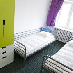 Patchwork Warsaw Hostel комната для гостей фото 3