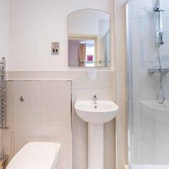 Апартаменты Marylebone Apartments ванная