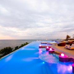 Отель Royal Cliff Beach Terrace Hotel Таиланд, Паттайя - отзывы, цены и фото номеров - забронировать отель Royal Cliff Beach Terrace Hotel онлайн бассейн