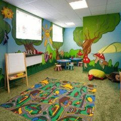 Отель Willa Ela детские мероприятия