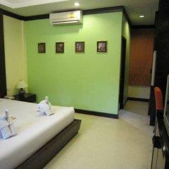 Отель Ao Nang Beach Resort сауна