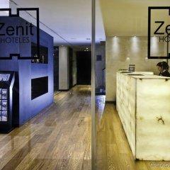 Отель Zenit Abeba Madrid интерьер отеля