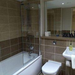 Отель Tolbooth Apartments Великобритания, Глазго - отзывы, цены и фото номеров - забронировать отель Tolbooth Apartments онлайн ванная фото 2