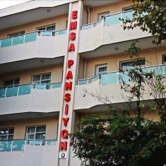 Отель Emsa Otel Maltepe парковка