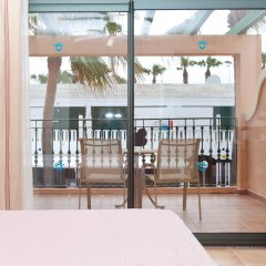 Valentin Star Hotel Adult Only балкон