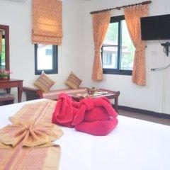Отель The Hip Resort @ Khao Lak комната для гостей фото 5