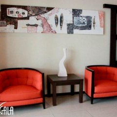 Гостиница Chagala Aktau Hotel Казахстан, Актау - 2 отзыва об отеле, цены и фото номеров - забронировать гостиницу Chagala Aktau Hotel онлайн интерьер отеля фото 2