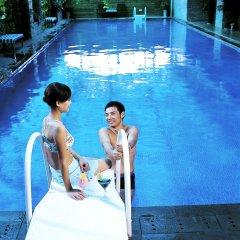 Отель Grand Mercure Oriental Ginza Шэньчжэнь бассейн фото 3