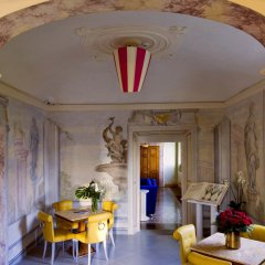 Villa Tolomei Hotel & Resort спа