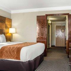Отель Comfort Inn & Suites Durango 2* Стандартный номер с различными типами кроватей фото 2