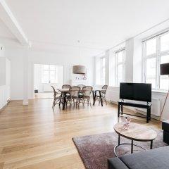 Апартаменты 3-bedroom Apartment in Copenhagen Копенгаген фото 2