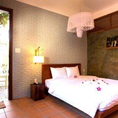 Отель An Bang Sunset Village Homestay комната для гостей
