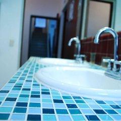 Hostel Hospedarte Chapultepec Гвадалахара ванная