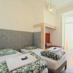 Hub Lisbon Patio Hostel комната для гостей