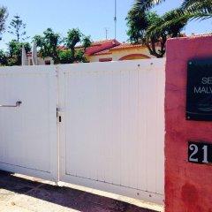 Отель Bungalows Ses Malvas Испания, Кала-эн-Бланес - 1 отзыв об отеле, цены и фото номеров - забронировать отель Bungalows Ses Malvas онлайн парковка