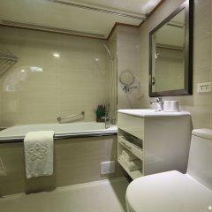 King Shi Hotel ванная