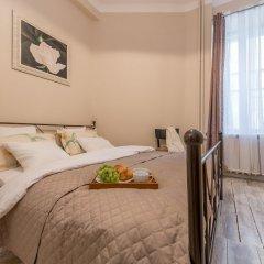 Отель Accommodo Apartament Emilii Plater Польша, Варшава - отзывы, цены и фото номеров - забронировать отель Accommodo Apartament Emilii Plater онлайн комната для гостей фото 2