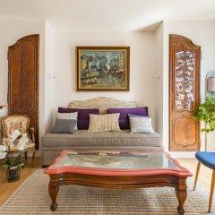 Отель Sacre Coeur Sights Франция, Париж - отзывы, цены и фото номеров - забронировать отель Sacre Coeur Sights онлайн комната для гостей фото 5