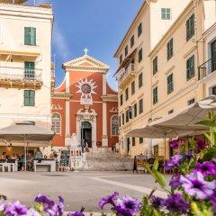 Отель Mitropolis Old Town Apartment Греция, Корфу - отзывы, цены и фото номеров - забронировать отель Mitropolis Old Town Apartment онлайн городской автобус