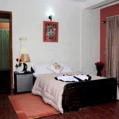 Отель Kathmandu Bed & Breakfast Inn Непал, Катманду - отзывы, цены и фото номеров - забронировать отель Kathmandu Bed & Breakfast Inn онлайн комната для гостей фото 4