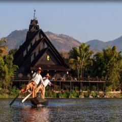 Отель Inle Princess Resort фото 2