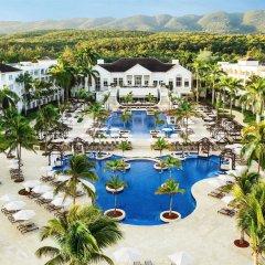 Отель Hyatt Ziva Rose Hall Ямайка, Монтего-Бей - отзывы, цены и фото номеров - забронировать отель Hyatt Ziva Rose Hall онлайн бассейн фото 3
