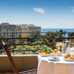 Отель Plaza Nice Франция, Ницца - 6 отзывов об отеле, цены и фото номеров - забронировать отель Plaza Nice онлайн балкон