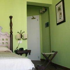 Hotel dei Coloniali Сиракуза сейф в номере