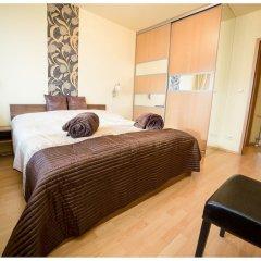 Апартаменты Arpad Bridge Apartments комната для гостей фото 4