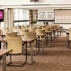 Mercure Manchester Piccadilly Hotel фото 3